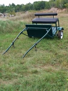 Cattle/Horse Feeder for sale & Horse Cart for sale Peterborough Peterborough Area image 2