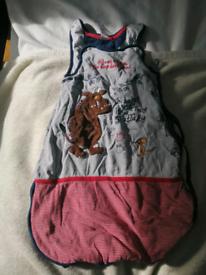 Baby sleeping bags x 4