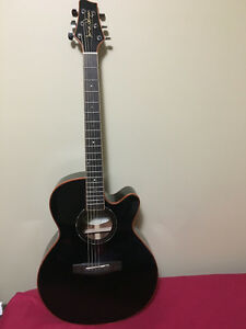James Neligan acoustic electric with case!