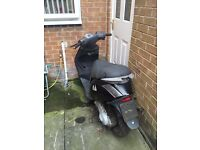 Piaggio zip 50 and Suzuki katana 50 SPAIRS OR REPAIRS both for £150 OPEN TO ALL OFFERS