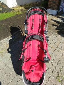Poussette double City Select Baby Jogger double stroller