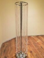 Wedding Crystal Flower Stand for Rent at $45 Only