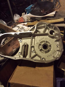 New silver Inner primary Harley-FLH AND FXR