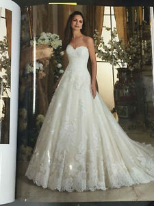 Brand New, Mori Lee Wedding Dress