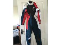 Ladies wetsuit(new)