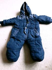 Snowsuit 3-6 month