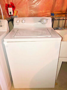 General Electric Washer & Dryer Set/Combo $200 both