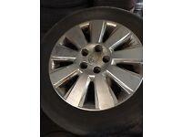 "Vauxhall Safira vec Astra 5 study alloy wheels 16"""