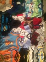 Tons of baby boys' clothes