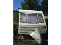SWIFT 1991 4 BERTH CARAVAN