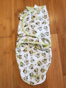 Swaddle Blankets - 0-3 Mths