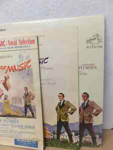 SOUND OF MUSIK RECORD LP, SHEET MUSIK & STORY BOOK London Ontario image 1