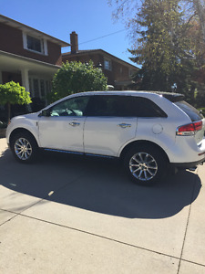 2015 Lincoln MKX SUV, Crossover