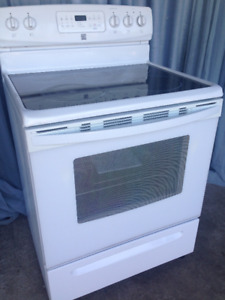 "30""  Glass Top Stove, condition  like new"