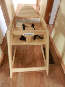 Baby Wooden Chair