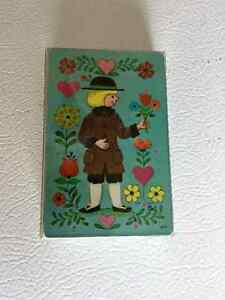 Playing Cards Vintage Dutch Boy