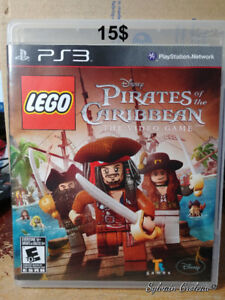 PS3: LEGO Pirates of the Caribbean