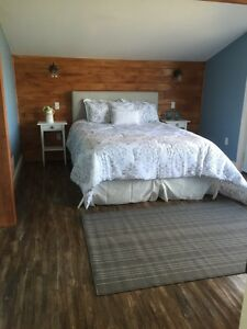 Beautiful completely renovated waterfront cottage for rent!