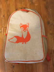 SoYoung Orange Fox Toddler Backpack - great for Preschool