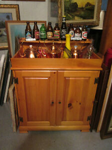AUBAINE TRES BEAU DRY SINK REPRODUCTION EN PIN