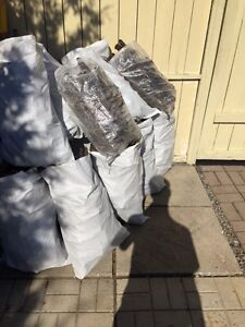 Fire wood bagged and ready $5bag, 3 for 10$