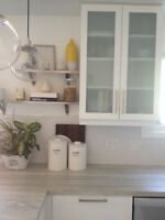 Renovated 4 bed, 1.5 bath northeast Barrie, October 1