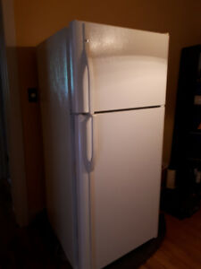Bisque Kenmore Refrigerator for Sale