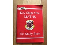 CGP Key Stage One MATHS The Study Book
