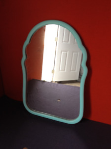 Mirror, Wooden Framed