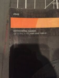 "**NEW **Mr.Gasket Differential Gasket GM 10 Bolt 8 1/2"" #84B Gatineau Ottawa / Gatineau Area image 2"