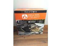 Barbecue pizza oven
