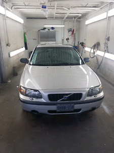 2002 Volvo s60 N/A FWD