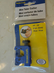 Two New Brasscraft Mini Tube Plumbing Cutters $8.00 each Kitchener / Waterloo Kitchener Area image 2