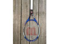 Wilson Europa Comp tennis racquet