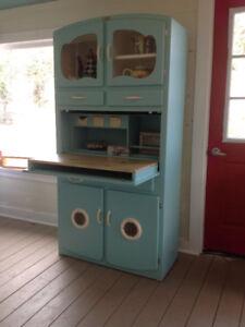 For Sale: Refurbished Vintage Cabinet