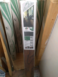 33 boxes of high quality laminate flooring  15$ per box OBO
