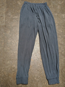 Grey Womens Joggers