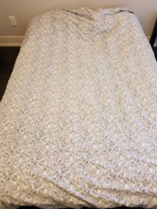 Double Futon with Mattress - MUST SELL IMMEDIATELY