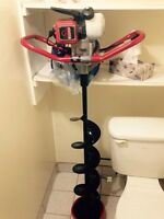 Rapala 33cc 8 inch ice auger