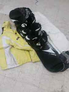 Snowboard time ***Board, fixes, boots, Jacket,Pants***