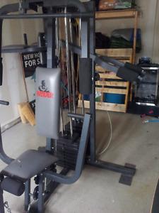 Workout Gym - FREE