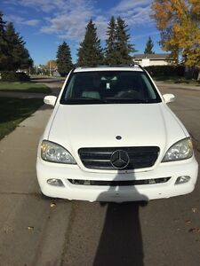 2003 ml350 Mercedes Benz