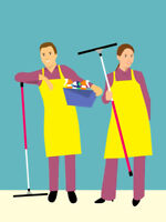 HOUSE CLEANERS NEEDED