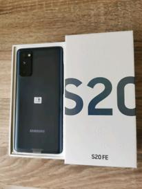 *New* Samsung galaxy S20 FE 128GB Cloud Navy Dual SIM Unlocked *Sealed