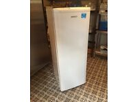 Beko upright freezer like new