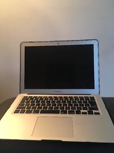 Mac book Air 2013 250Go 13,3Po