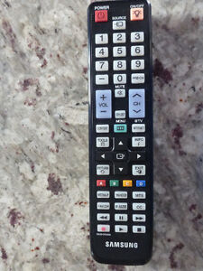 Samsung TV remote - brand new