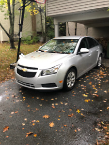 2014 Chevy Cruze LT - LOW kms