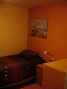 Fully Furnished Basement - Sous-sol a Partager Tout Meubler Gatineau Ottawa / Gatineau Area image 4