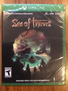 Sea of Thieves for Microsoft XBOX ONE XB1 - Brand New Sealed